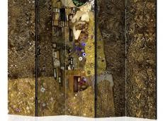 Paraván - Golden Kiss II [Room Dividers]